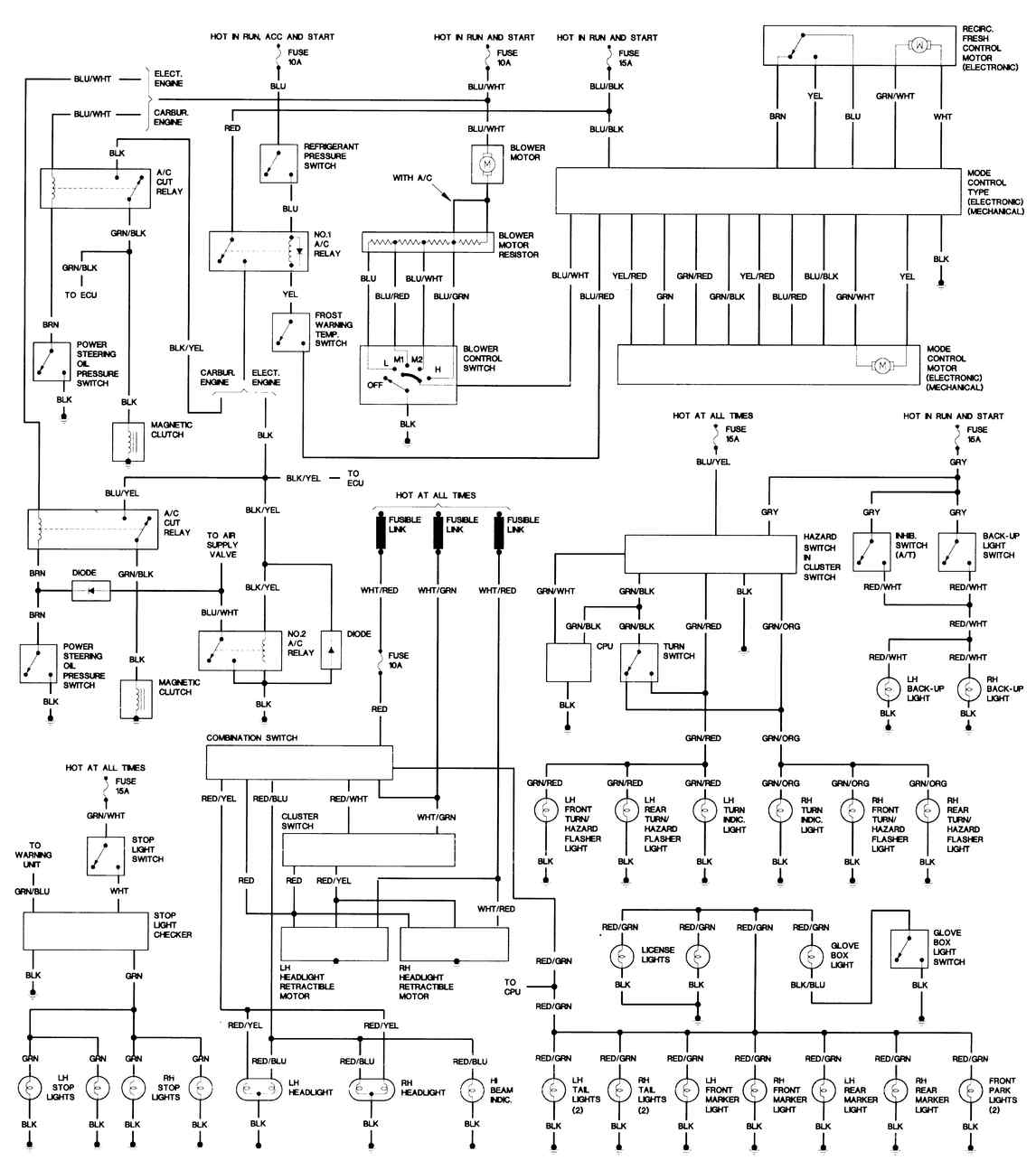 1980 rx7 wiring diagram 1980 printable wiring diagram database 1984 mazda rx7 wiring 1984 home wiring diagrams source